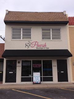Paush Boutique & Spa Pet Grooming